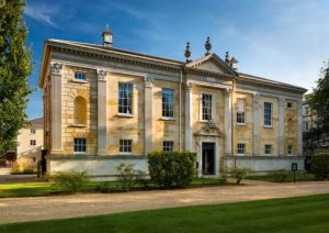 Picture of the Howard Building at Downing College, Cambridge.